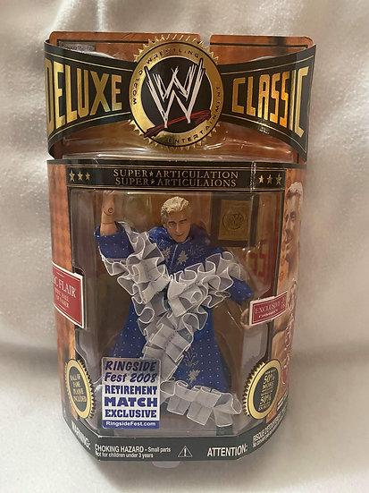 Jakks Classic Superstars Deluxe Ric Flair Retirement Match Exclusive