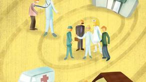 Gestão do cuidado nos hospitais
