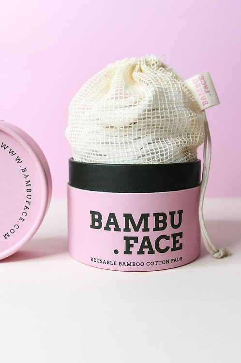 Bambu Face Pads