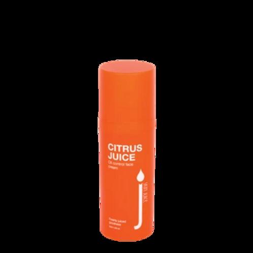 Citrus Juice Oil Control Face Cream