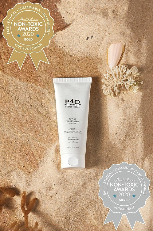 Vegan Sunscreen SPF50
