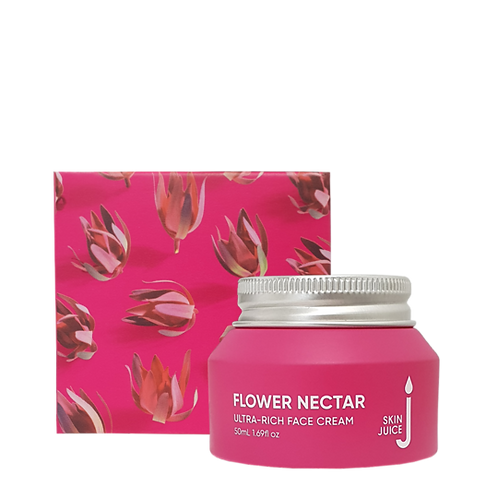 Flower Juice Ultra Rich Face Cream