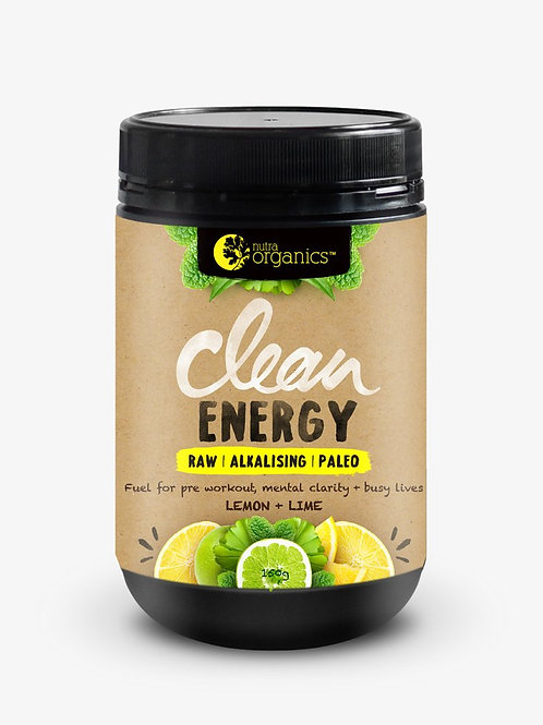 Clean Green Energy lemon and lime