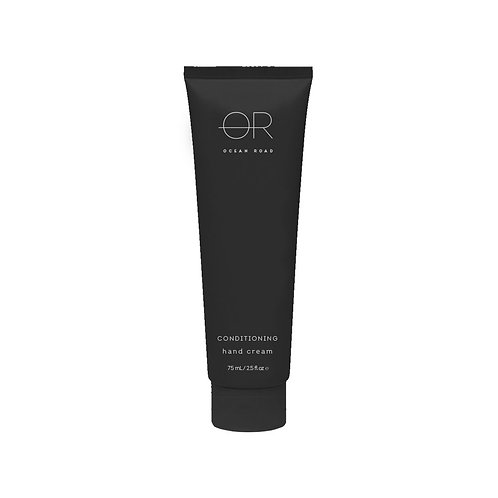 Black Conditioning Hand Cream