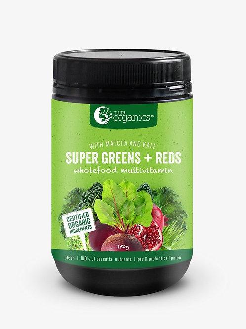 Super Greens+ Reds