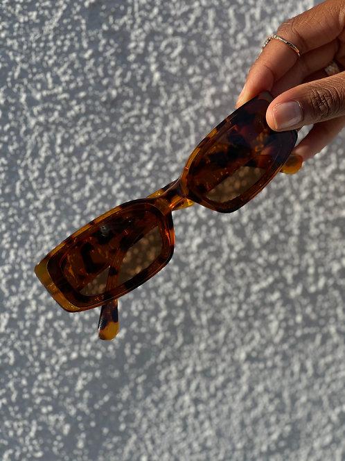 cute cheetah print sunglasses