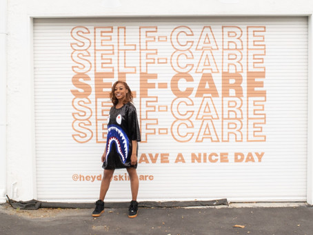 To Simply Sit: Self-Care