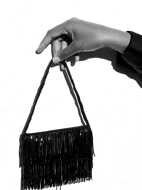 little black purse