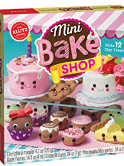Mini Bake Shop Klutz Kit