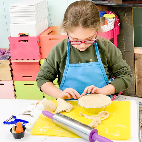 JR Chefs Culinary Class~INCLUDES $35 culinary kit!