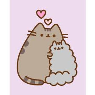 1 Day Camp: August 2nd Pusheen Painting!