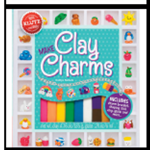 Clay Charms Klutz Kit