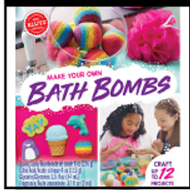 Bath Bombs Klutz Kits