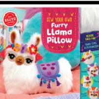 Llama Pillow Klutz Kit