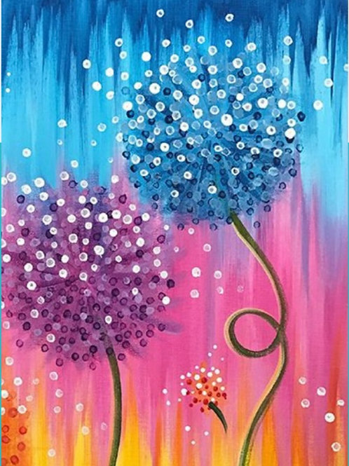 1 Day Camp: August 13th Make a WishPainting