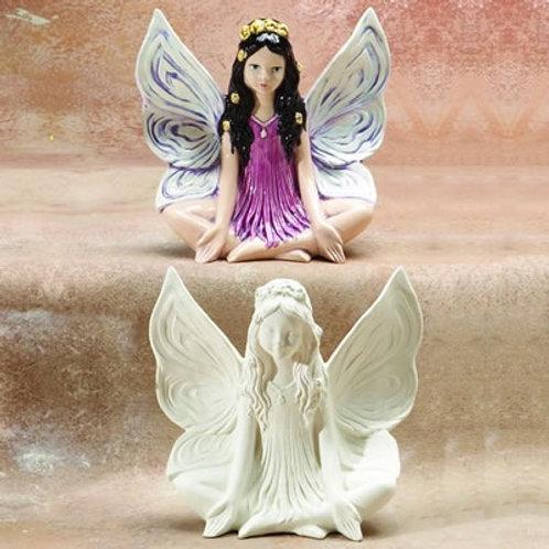 Lotus Fairy Ceramic