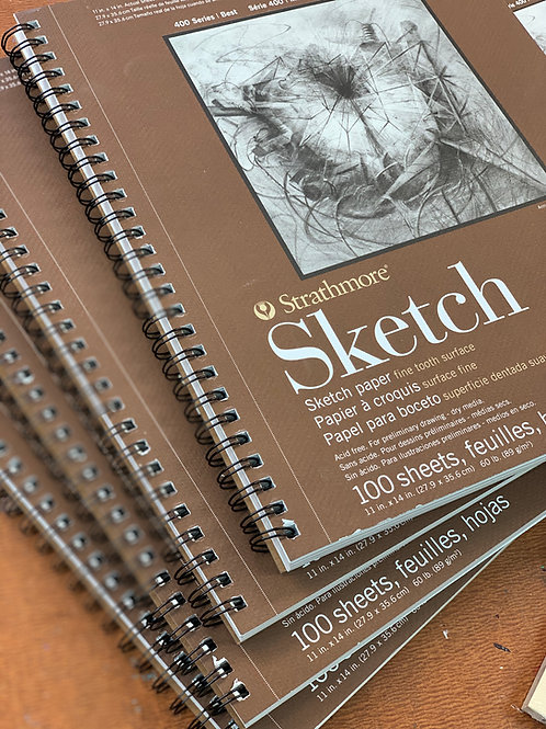 Strathmore Sketch Pad 11x14
