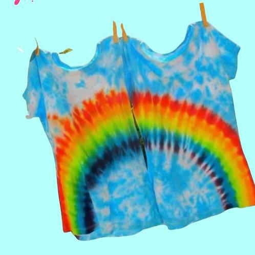 1 Day Camp : July 19th Rainbow Tie Dye!