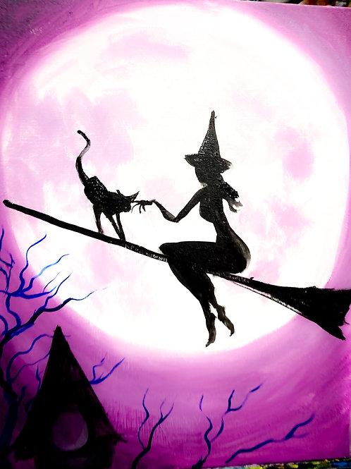 Moonlit Ride: Sun Oct 24th 4pm-5:30pm