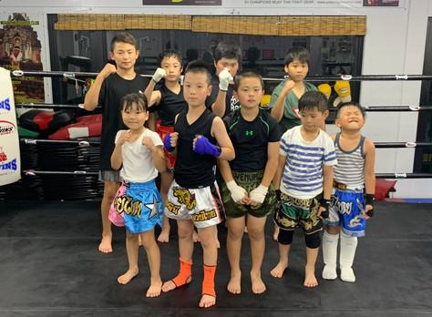 MFC Kids Class