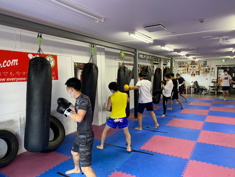 MFC Moriguchi is training !!