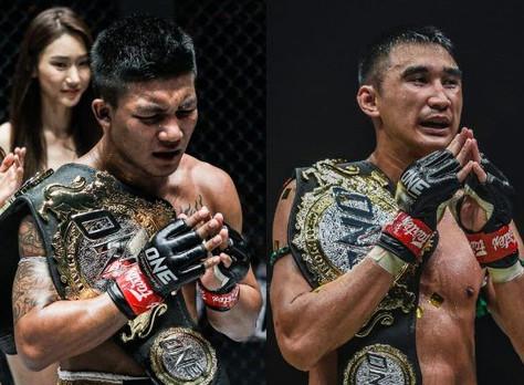 昨日のONE championshipの結果  No Surrender at Bangkok 31.07.2020