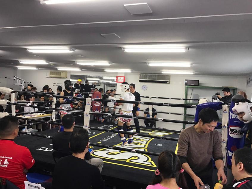 MFC Moriguchi gym