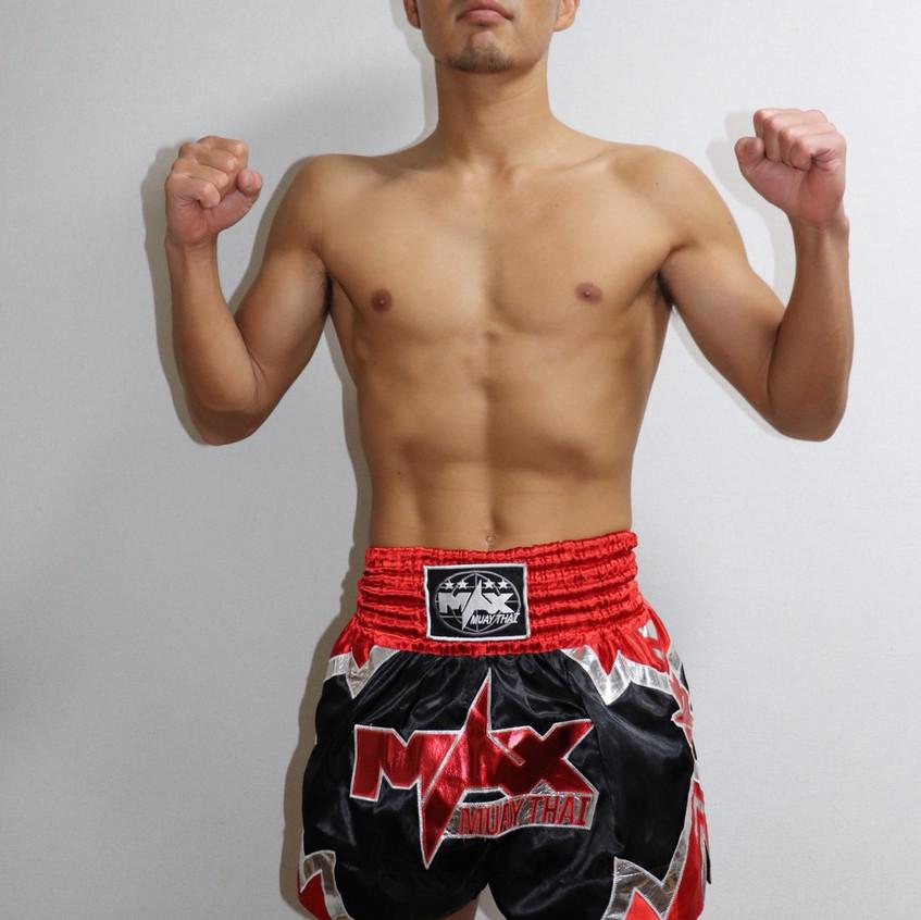 Border Kick Boxing_Masatoshi