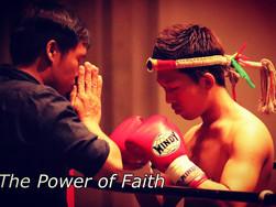 The Power of Faith #muaythai
