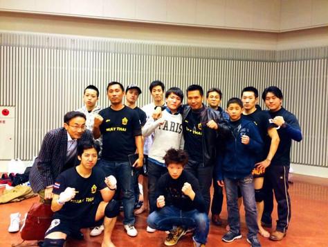Kyoto fight report 21.03.2016