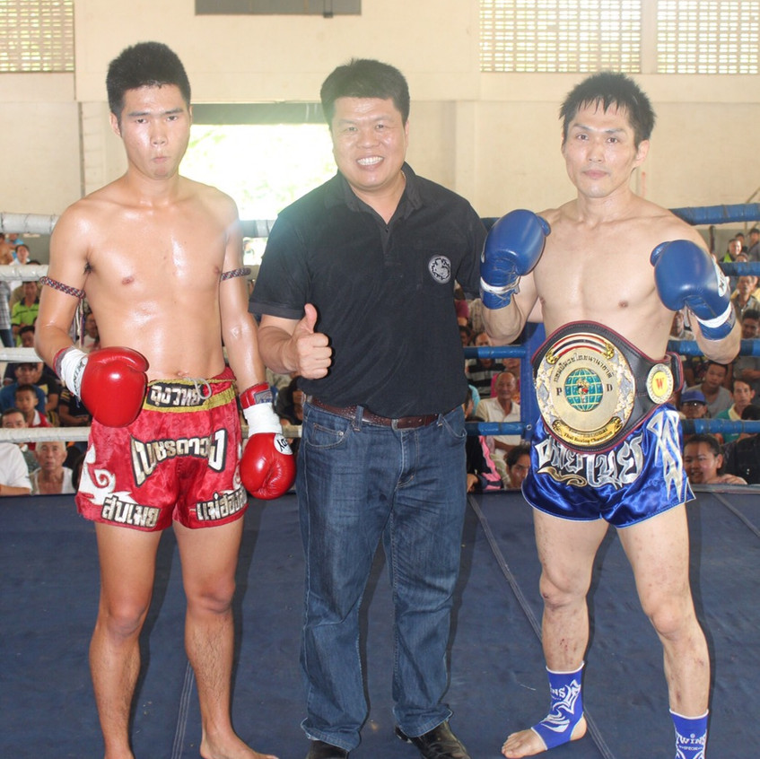 Miura is winner