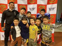 Green Boy Fight 2021.02.23 Kyoto, Japan