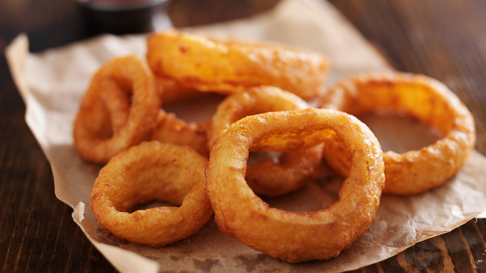 Onions Rings X 10