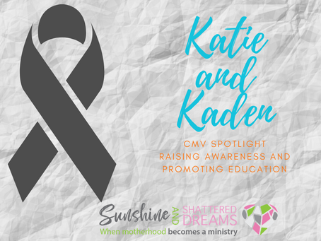 CMV Spotlight: Katie and Kaden