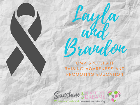 CMV Spotlight: Layla and Brandon