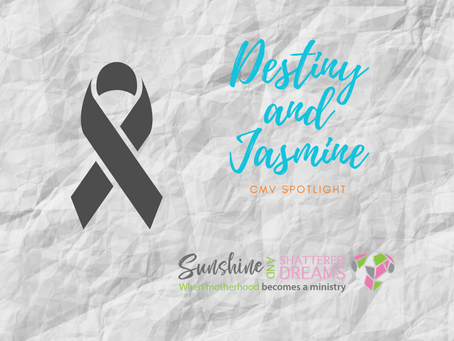 CMV Spotlight: Destiny and Jasmine