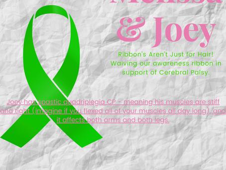 Behind the Ribbon: Melissa and Joey