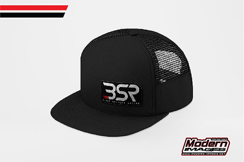 BSR Hat - Black/Offset