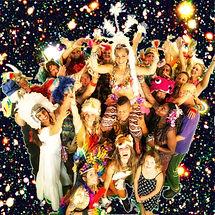 Shamanatrix Missy Galore * Fluff the Goodness music video still * concert promotion image
