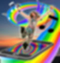 """Shamanatrix Missy Galore * sonic sensations from the heart of creation * singing love """"every breath is a cosmic hug"""""""