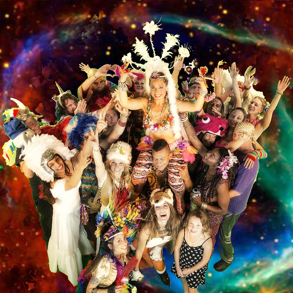Shamanatrix Missy Galore  Fluff*Star Party ** We are all stars, lets glow it!!
