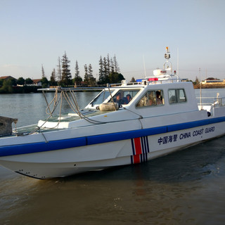 Cheetah 1100 (closed) high speed patrol
