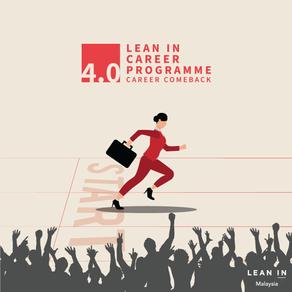 Lean In Career Programme 4.0 is back!
