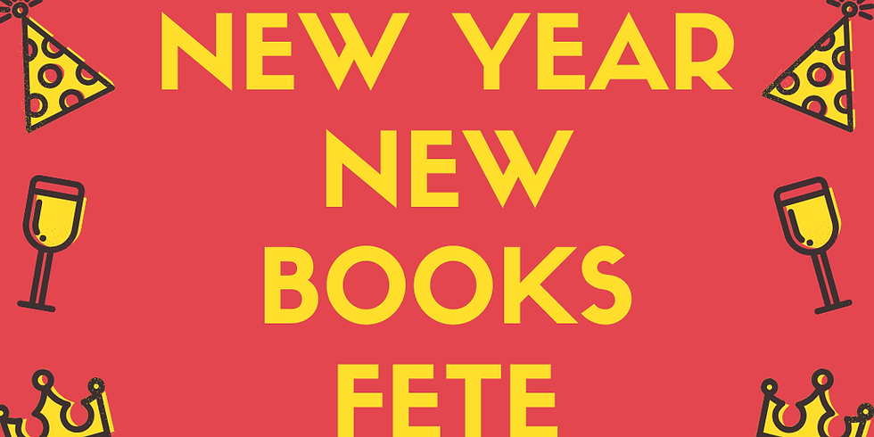 New Year New Books Fete