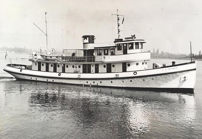 The Sacajawea historic photo