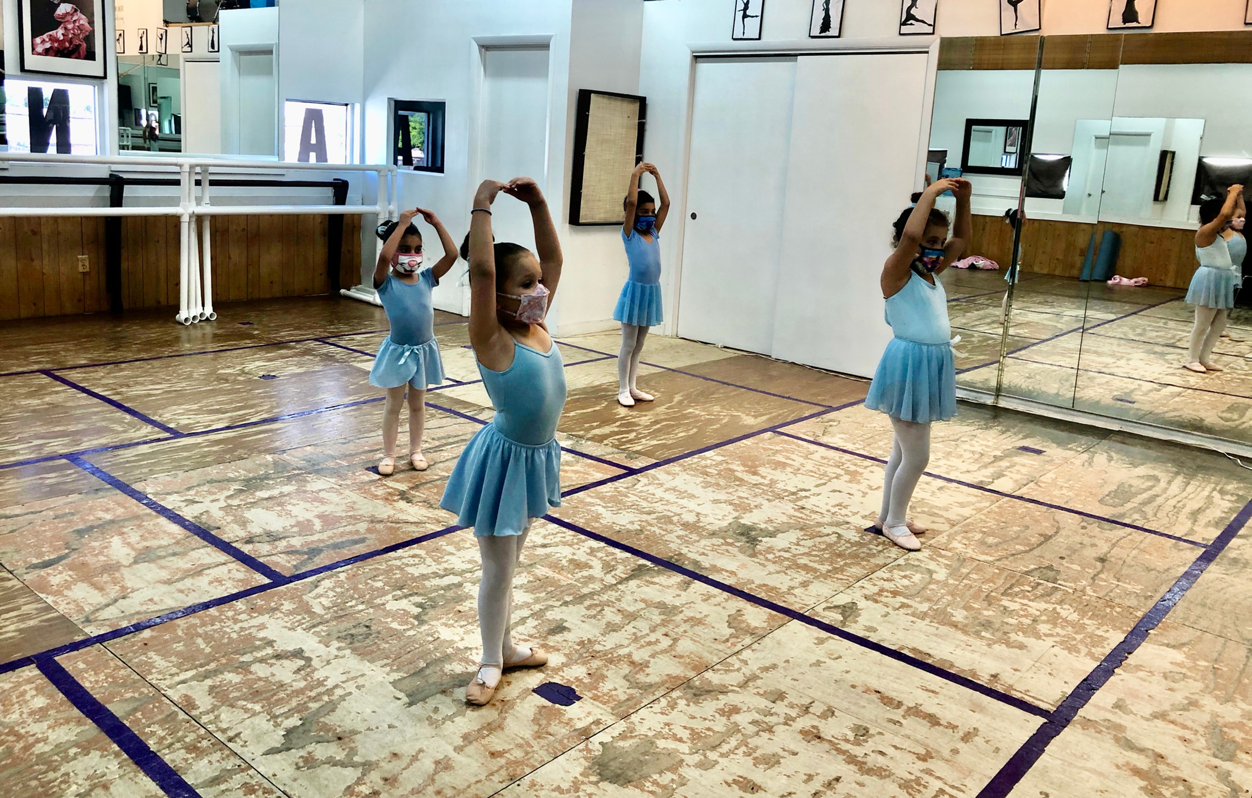 Primary A Ballet - In Person (Ages 5-6)