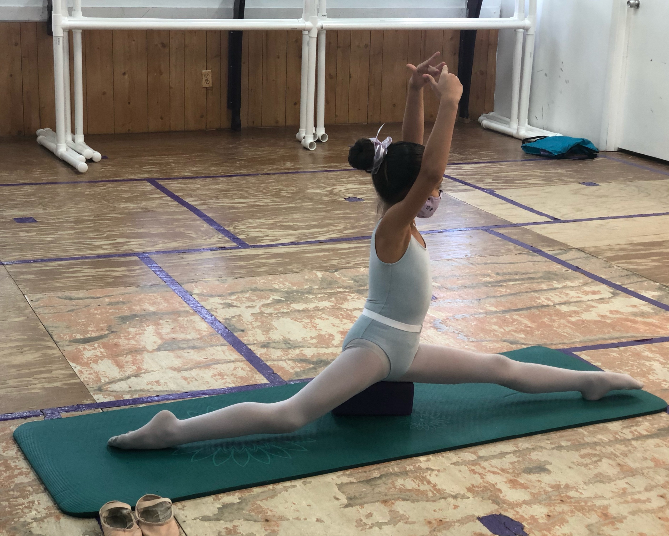 Primary B&C Ballet - In Person (Age 6-8)