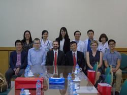 Respiratory center - Bach Mai hospital 2