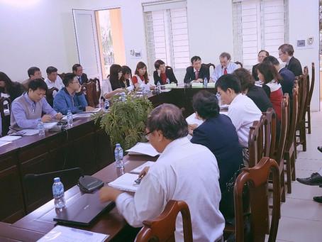 Inaugural meeting of V-CAPS