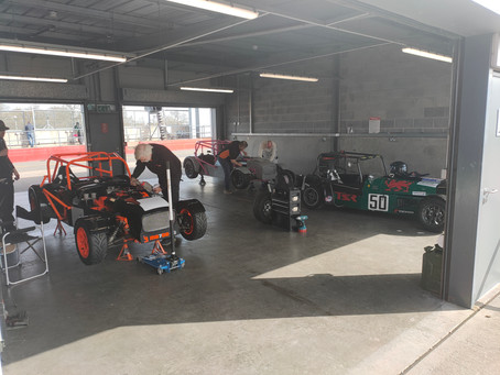 First test of the year for new TMC drivers